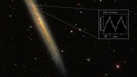 Ανακαλύφθηκε το φωτεινότερο και πιο μακρινό άστρο στο σύμπαν