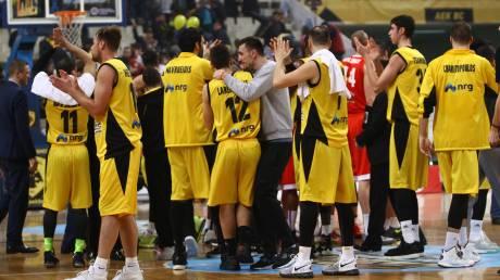 Champions League Basket: η ΑΕΚ απέκλεισε τη Γιουβέντους Ουτένας
