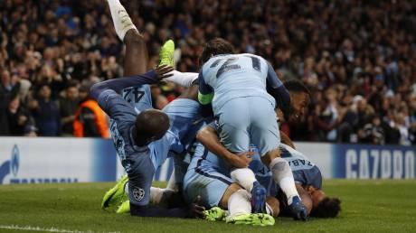 Champions League: νίκη 5-3 με ανατροπή η Σίτυ, 4 γκολ εκτός η Ατλέτικο