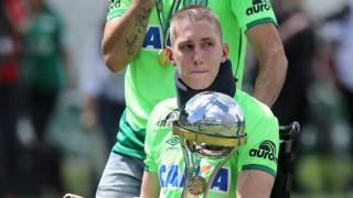 Ο ακρωτηριασμένος τερματοφύλακας της Σαπεκοένσε δεν σκοπεύει να σταματήσει το ποδόσφαιρο