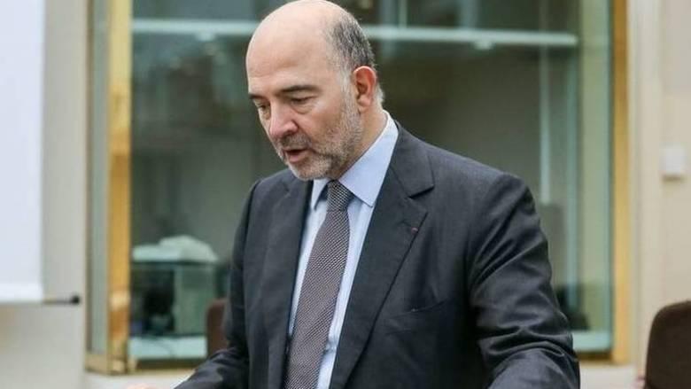 Ο Μοσκοβισί εξήγησε τι αποφασίστηκε στο Eurogroup
