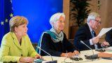 Σκληρή «μάχη» δύο γυναικών για το ελληνικό χρέος