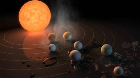 Σπουδαία ανακάλυψη από NASA: βρήκαν πλανήτες που μοιάζουν στη Γη