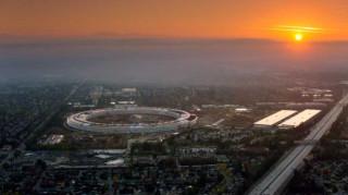 Έτοιμο τον Απρίλιο το διαστημικό campus της Apple