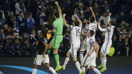 Champions League: βήμα πρόκρισης η Γιουβέντους, 2-1 η Σεβίλλη τη Λέστερ