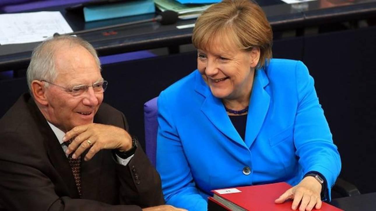 Γερμανία: Δημοσιονομικό πλεόνασμα ρεκόρ 23,7 δισ. ευρώ για το 2016