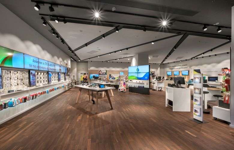 COSMOTE The Mall Athens 2