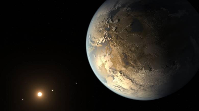NASA: Όσα πρέπει να ξέρετε για τους επτά εξωπλανήτες και τη Νέα Γη (vid)