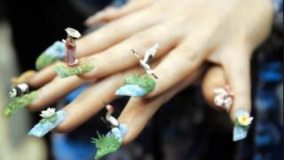 Στην Ιαπωνία τα νύχια είναι καμβάς και το μανικιούρ τέχνη