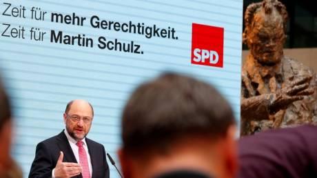 Γερμανία: Για πρώτη φορά το SPD προηγείται των Χριστιανοδημοκρατών