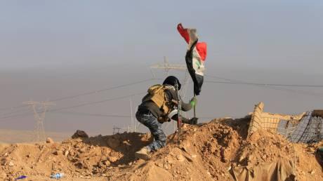 Οι ιρακινές δυνάμεις έθεσαν υπό τον έλεγχό τους το αεροδρόμιο της Μοσούλης