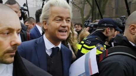 Ολλανδία: Ο Γκέερτ Βίλντερς διέκοψε τις δημόσιες δραστηριότητές του
