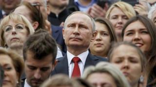 Πούτιν: Περίπου 4.000 Ρώσοι υπήκοοι πολεμούν στο πλευρό του «Ισλαμικού Κράτους»
