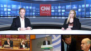 Π. Γερουλάνος στο CNN Greece: Υπό προϋποθέσεις θα διεκδικούσα την προεδρία του ΠΑΣΟΚ