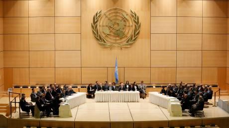 Συρία: Πρόσωπο με πρόσωπο οι αντιμαχόμενος δυνάμεις στις συνομιλίες Γενεύης (pics)