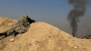 Στον πλήρη έλεγχο των ιρακινών δυνάμεων το αεροδρόμιο της Μοσούλης