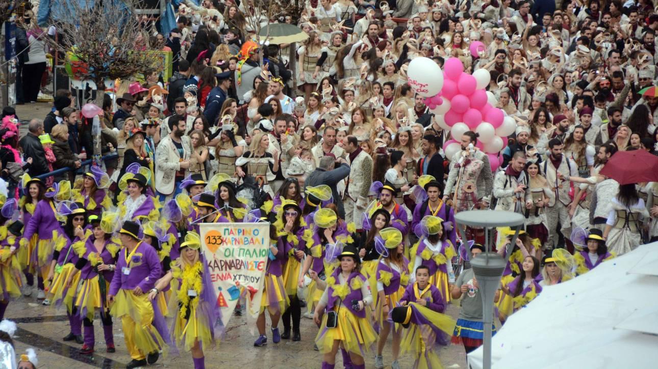2a052344814a Απόκριες 2017  Κορυφώνονται οι εκδηλώσεις στην Πάτρα το Σαββατοκύριακο