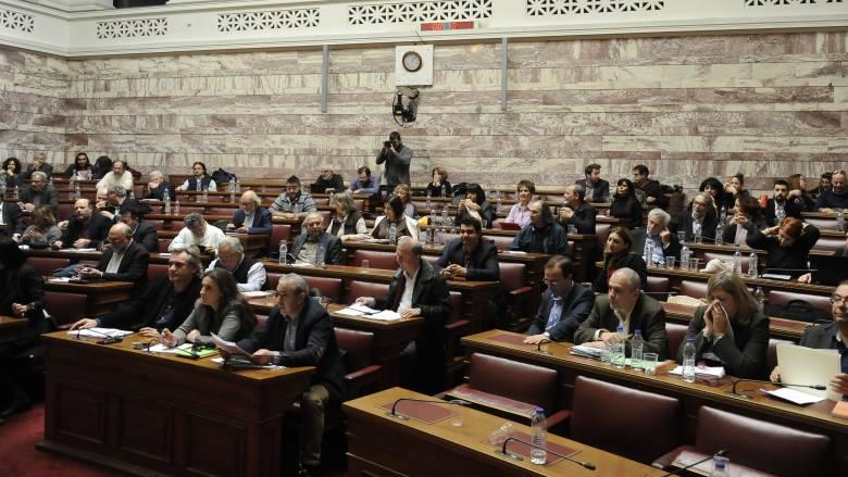 Ερώτηση 46 βουλευτών του ΣΥΡΙΖΑ προς Τσακαλώτο για την αλιεία