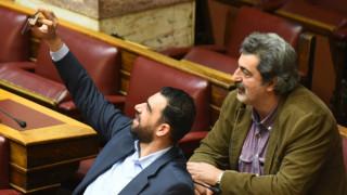 Η selfie του Πολάκη στη Βουλή (pics)