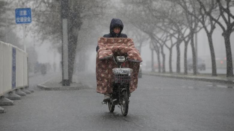Κίνα: Κίνδυνος υψηλής ατμοσφαιρικής ρύπανσης
