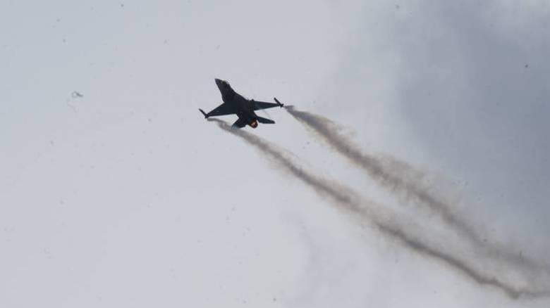 Οπλισμένα τουρκικά αεροσκάφη ξανά πάνω από το Αιγαίο