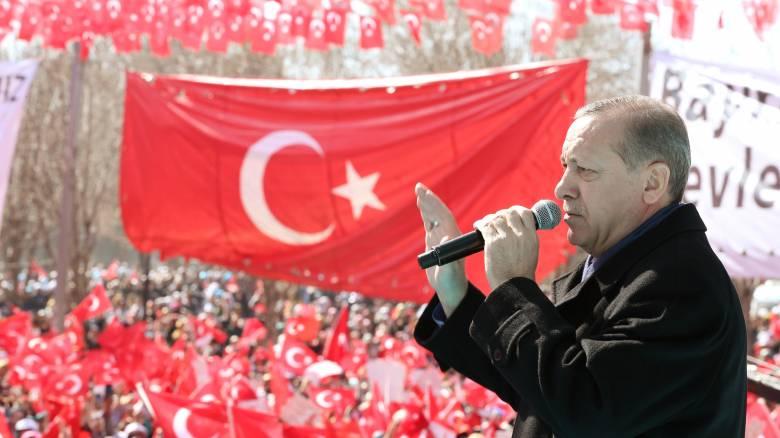 Ανοιχτό το ενδεχόμενο επαναφοράς της θανατικής ποινής από Ερντογάν