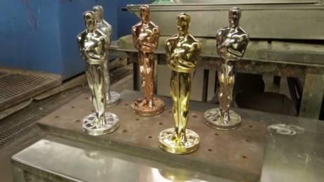 Όσκαρ 2017: Πώς φτιάχνονται τα πολύτιμα αγαλματίδια