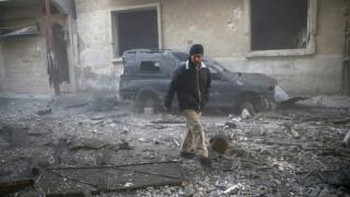 Τουλάχιστον 42 νεκροί από αιματηρές επιθέσεις αυτοκτονίας στη Συρία