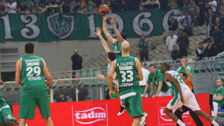 Euroleague: Κορυφαίο το καλάθι του Μάικ Τζέιμς στο Top-10 (vid)