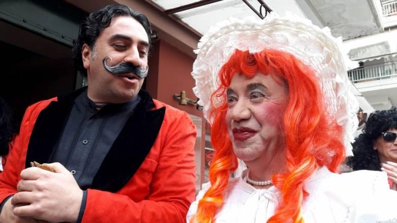Απόκριες 2017: Ένας παραδοσιακός γάμος στήθηκε στην Λάρισα (pics)