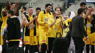 Α1 μπάσκετ: η ΑΕΚ επικράτησε του ΠΑΟΚ στο φινάλε του ντέρμπυ