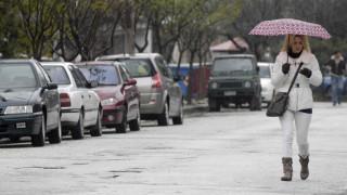 Καιρός: Βροχερός ο καιρός την Κυριακή