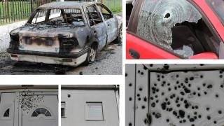 Του έκαψε το αυτοκίνητο και του «γάζωσε» το σπίτι στα Τρίκαλα (pics)