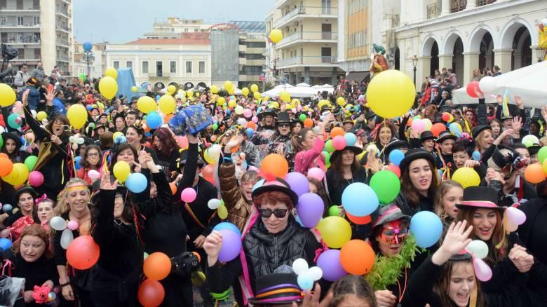 Δείτε ζωντανά το Πατρινό Καρναβάλι