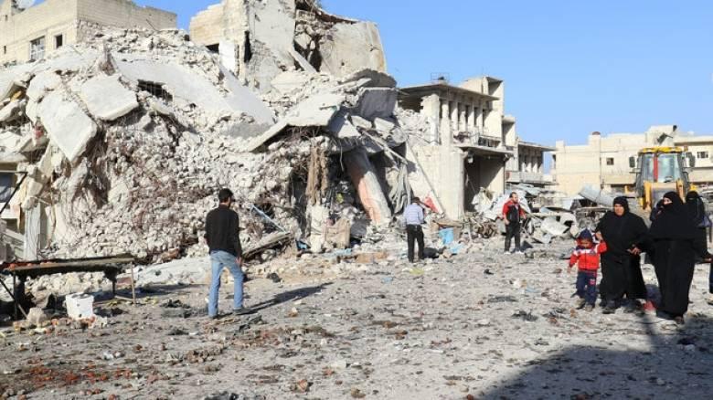Οι συριακές δυνάμεις δίνουν μάχη για ανακατάληψη περιοχών βορειοδυτικά της χώρας