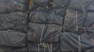 Φλώρινα: 21χρονος μετέφερε με γαϊδούρια 313 κιλά ακατέργαστης κάνναβης