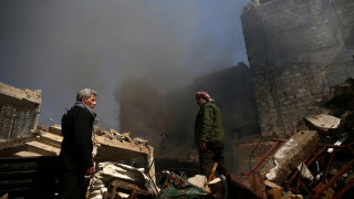 Υπό τον έλεγχο του συριακού στρατού η πόλη Ταντέφ