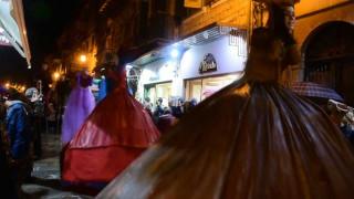Βενετσιάνικο καρναβάλι και ταραντέλα στο Ναύπλιο (vid)
