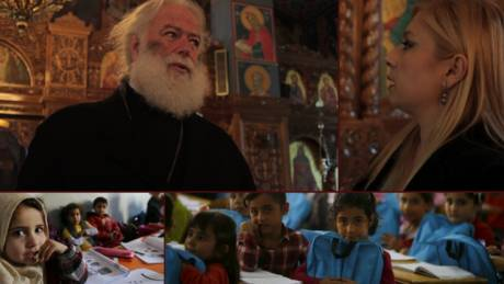Πατριάρχης Αλεξανδρείας στο CNN Greece: Δεχθείτε τα προσφυγόπουλα στα σχολεία
