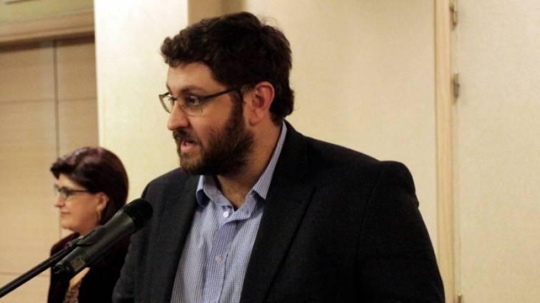 Ζαχαριάδης: Η κοινωνία έχει υπερβεί το όριο αντοχής της για επιπλέον λιτότητα