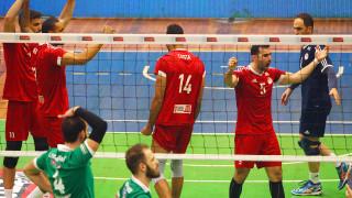 Α1 βόλεϊ: νίκη και στην Κυψέλη ο Ολυμπιακός επί του Παναθηναϊκού