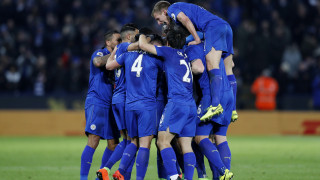 Premier League: η Λέστερ με δύο γκολ του Βάρντι νίκησε τη Λίβερπουλ