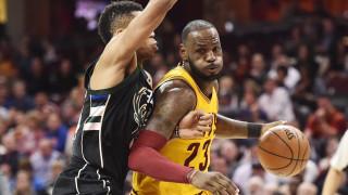 NBA: νίκη των πρωταθλητών Καβς επί των Μπακς του Αντετοκούνμπο
