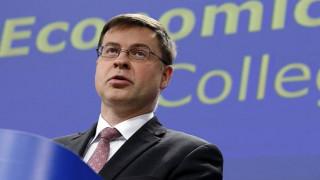 Ντομπρόβσκις: Χρειάζεται κοινή προσέγγιση στους ελέγχους για την κυβερνοασφάλεια των τραπεζών