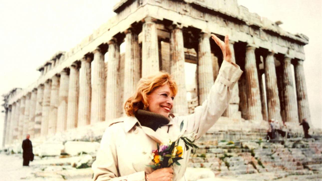 Στο Μουσείο Ακρόπολης ο αγώνας της Μελίνας για τα γλυπτά του Παρθενώνα (vid)
