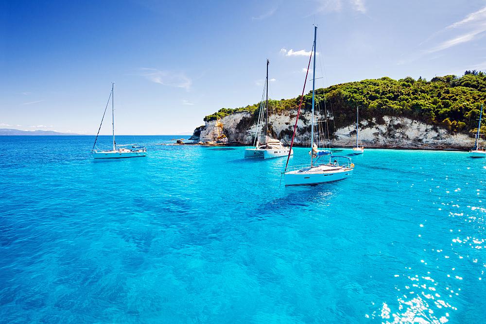 Paxoi sailing yachts