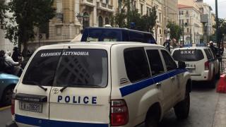 Επίθεση του Ρουβίκωνα σε συμβολαιογραφικό γραφείο