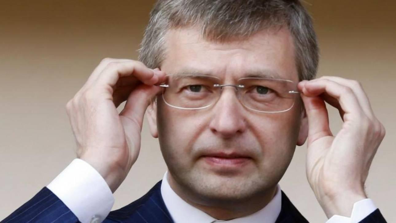 Ντμίτρι Ριμπολόβλεφ: Η χασούρα του ιδιοκτήτη του Σκορπιού συνεχίζεται