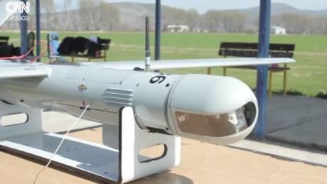 Το CNN Greece στη βάση εκπαίδευσης των drone της ΕΛ.ΑΣ.