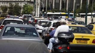 Απεργία ΜΜΜ: Παραμένουν τα προβλήματα στους δρόμους